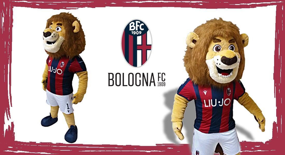Bologna fc Mascotte Nettuno