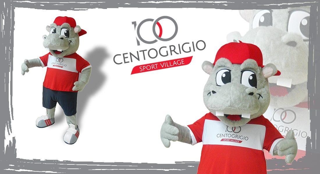 Centogrigio Sport Village Mascotte P ippo