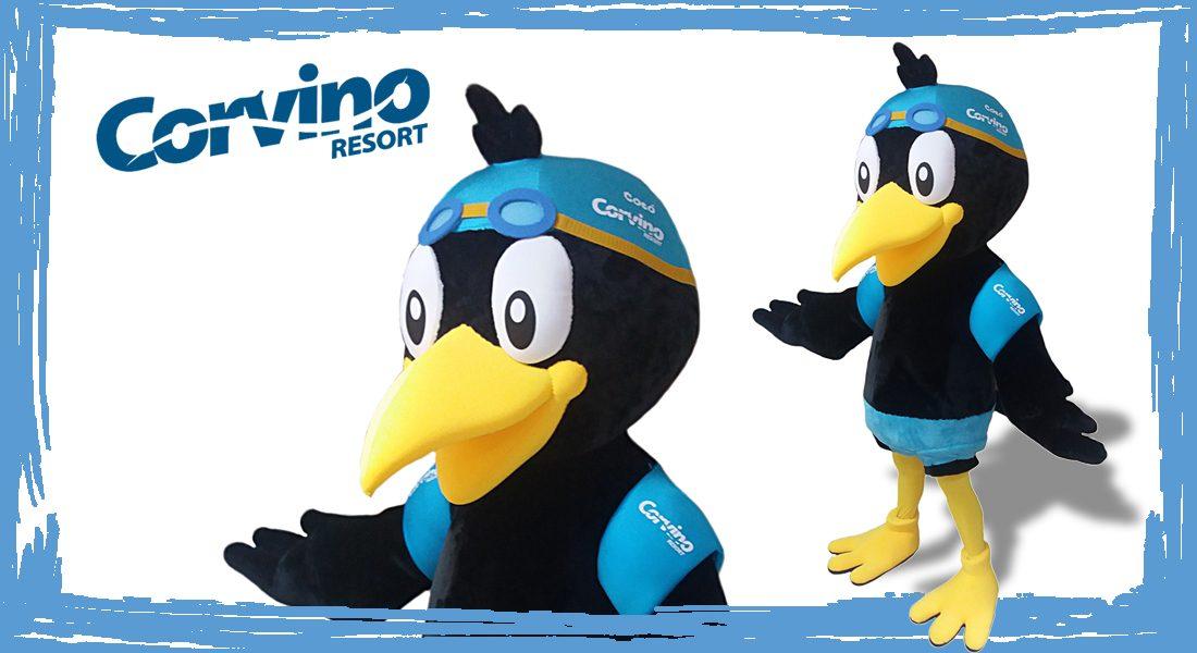 Corvino Resort Mascotte Cocò