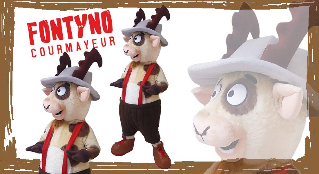 Fontyno Mascotte Courmayeur