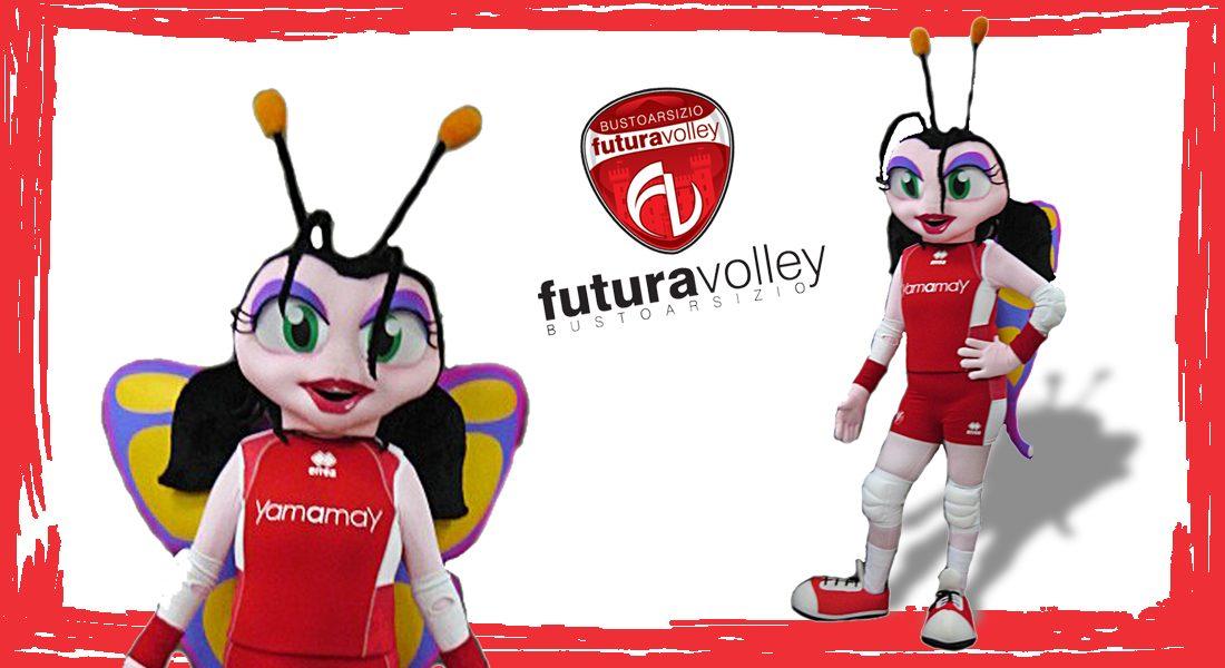 Futura Volley Yamamay Mascotte