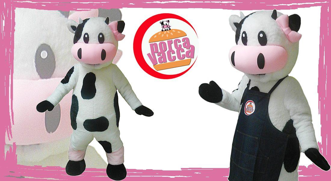 Porca Vacca Mascotte