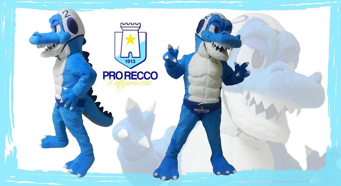 Pro Recco Mascotte Kai