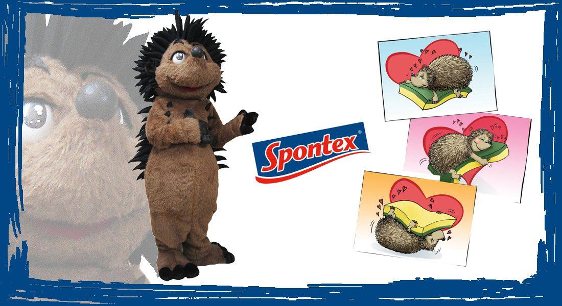 Spontex Mascotte Ernie