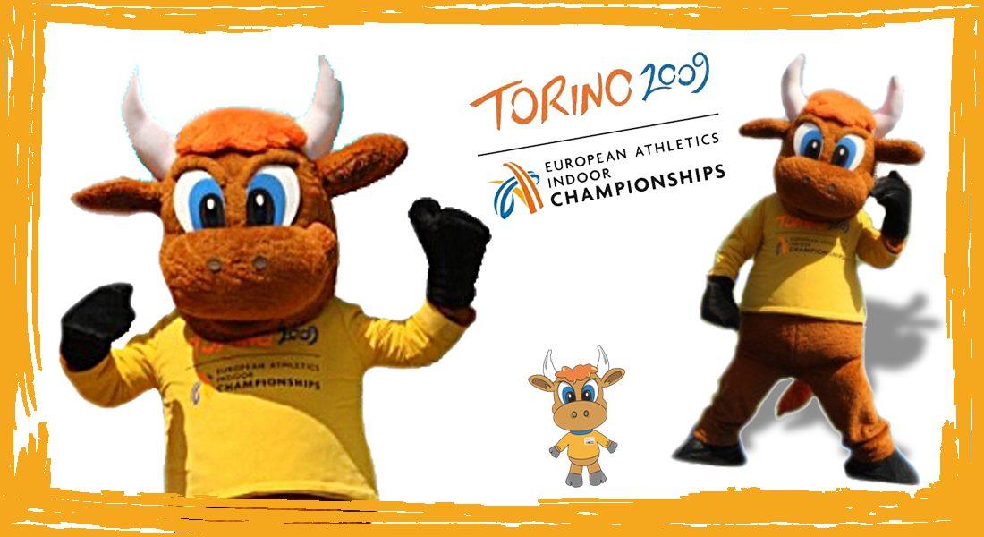 Torino 2009 Mascotte Torello